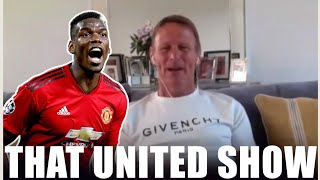 "Teddy Sheringham SLAMS Paul Pogba! ""lacking Roy Keane factor"" That United Show"