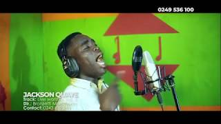 Jackson Quaye is a serious Worshiper don`t miss it