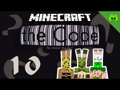 MINECRAFT Adventure Map # 10 - The Code «» Let's Play Minecraft Together | HD