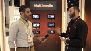 JVC KW-V220BT DVD receiver | CES 2016 | Crutchfield