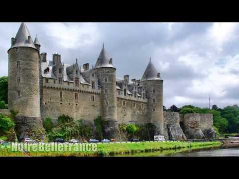 Le Château De Josselin, La Forteresse Millénaire (notrebellefrance)