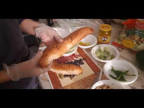 HOT And SPICY TUNA SANDWICH!