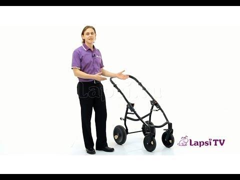 Как разобрать коляску zippy