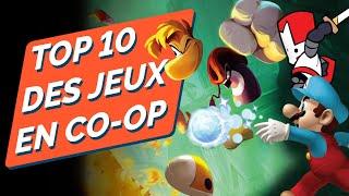 TOP 10 des Meilleurs jeux CO-OP canapé !