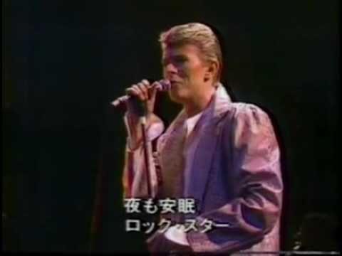 David Bowie - Star (NHK Hall,  '78)