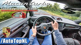 Porsche Macan Turbo | Exclusive Performance Edition | POV Test Drive by AutoTopNL