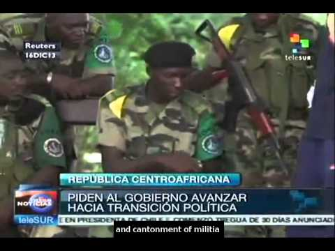 African Union to increase number of troops in Central African Republic