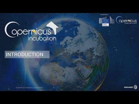 Copernicus Incubation Programme - Webinar 25 January 2018
