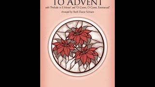 A PRELUDE TO ADVENT - Ruth Elaine Schram