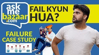 Askme Failure | $300 million Disaster in India | Case Study