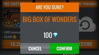 [Sniper 3D Assassin] BIG BOX OF WONDERS #021