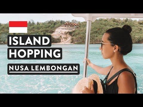BALI ISLANDS TRAVEL DAY | Nusa Penida To Nusa Lembongan