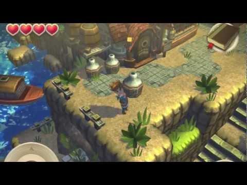 Preview: Oceanhorn - Ambitious Zelda-like adventure for iOS