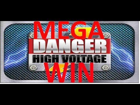 SUPER BIG WIN On Danger High Voltage!!