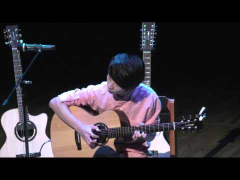 Officially Missing You   Sungha Jung live) Acoustic Tabs Guitar Pro 6