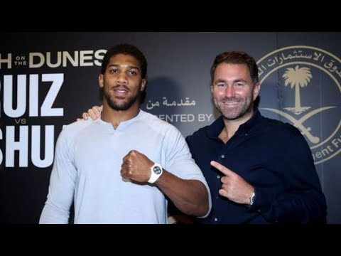 ANTHONY JOSHUA REVEALS HE HAD HEALTH ISSUE'S PRIOR FIRST DEFEAT TO ANDY RUIZ JR thumbnail