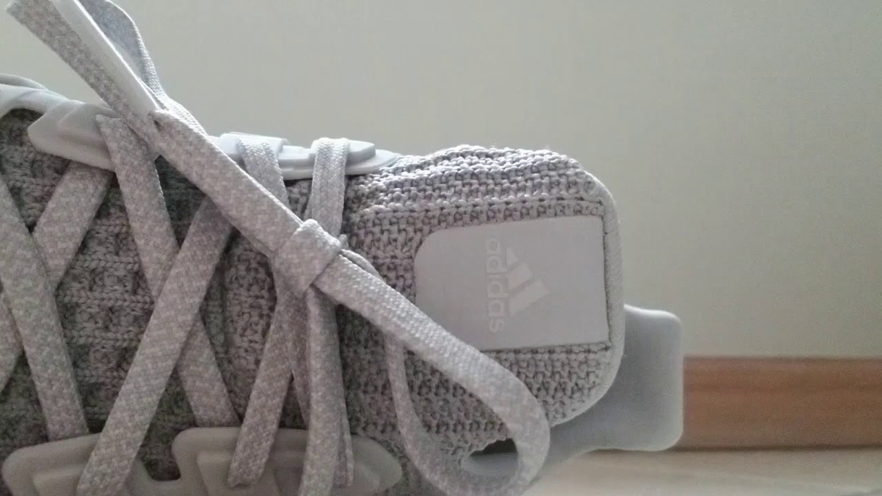 best sneakers bffd9 a0bb6 Grey Adidas Ultra Boost 4.0, on feet review