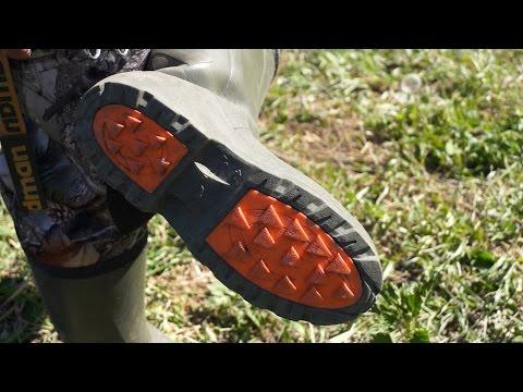 Сапоги резиновые на каблуках