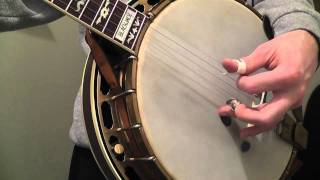 nine pound hammer an easy banjo solo picking hand