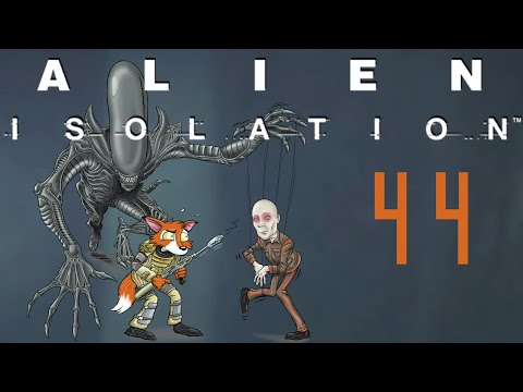 Let's Play Alien: Isolation Part 44 - Get to Project KG348