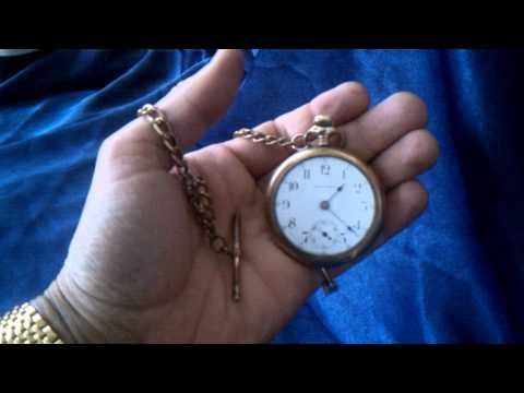 Time traveler pocket watch