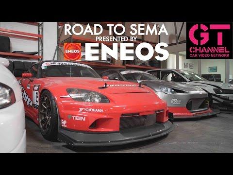 Evasive Is Building a Lexus LC 500 - Road to SEMA 2016 by ENEOS
