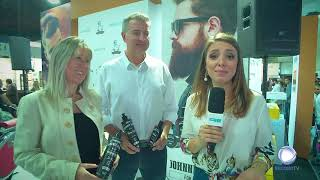 Reportagem TV RECORD na INBEAUTY 2017  - MUTUAL SMILE