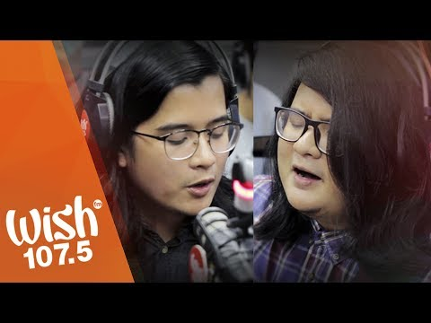"Ben&Ben perform ""Kathang Isip"" LIVE on Wish 107.5 Bus"