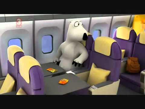 chú gấu xui xẻo [Bernard Bear] 2