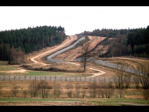 innerdeutsche grenze ddr brd sperrgebiet mauerbau