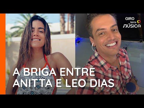Anitta x Leo Dias: entenda a treta que envolveu outros famosos