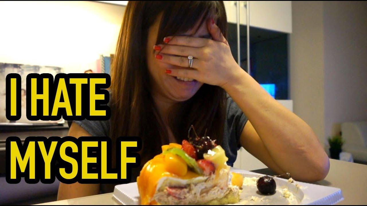 I HATE MYSELF!