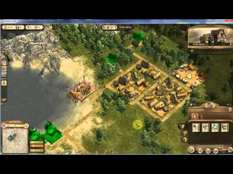 Anno 1404 Beginners Guide Walkthrough Gameplay Example Part 1