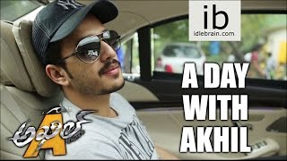 a day with akhil idlebraincom