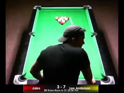 Jules Goodyear v Lee Anderson Part 2 2014