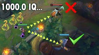 LOL - 1000.0 IQ PLAYS