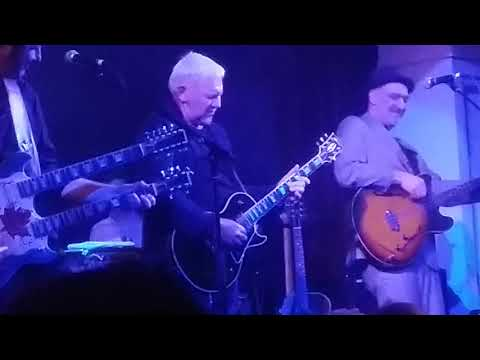 Claire  Rheostatics  w Alex Lifeson 3292018