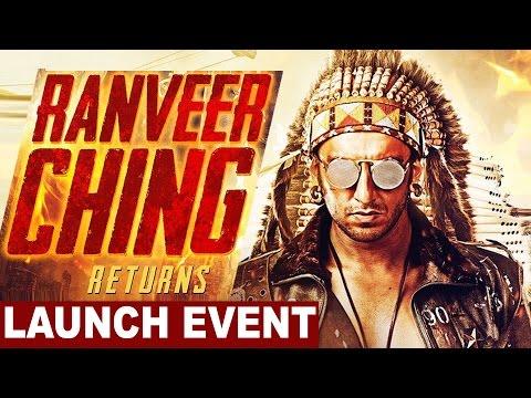 Ranveer Ching Returns | A Rohit Shetty Film | Ranveer Singh & Tamannaah | Promotion Event