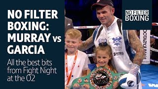 """""""I'd take him to school."""" Martin Murray CALLS OUT Billy Joe Saunders after win   #NoFilterBoxing"""