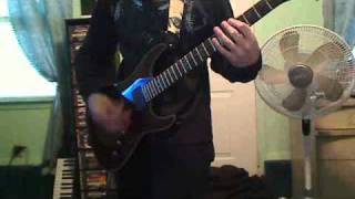Nonpoint - In The Air Tonight (Guitar Cover)