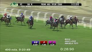 Vidéo de la course PMU PREMIO MISS TAYLOR 2008