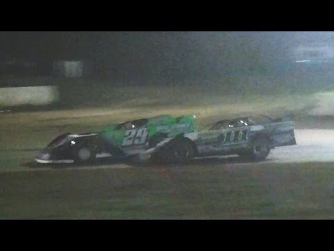 RUSH Crate Late Model Feature | Eriez Speedway | September Sweep | 9-24-16