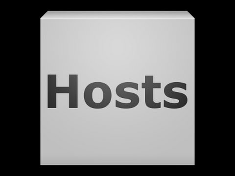 how to use host editor