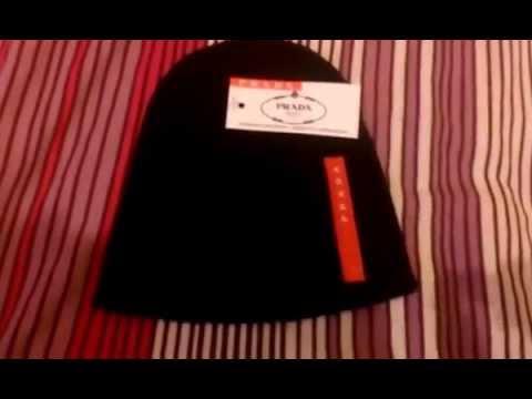 0f1de8b219d How to Spot Fake PRADA Beanie Hat - YouTube