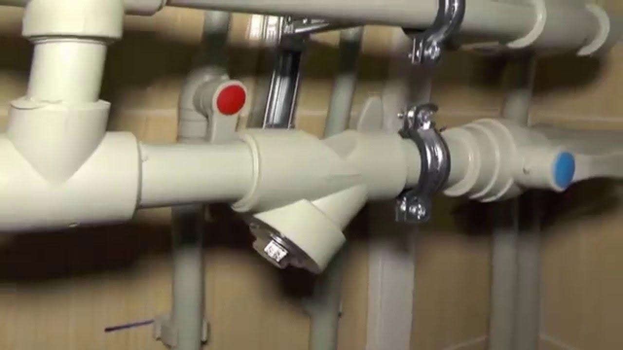 Обвязка котла отопления полипропиленом своими руками