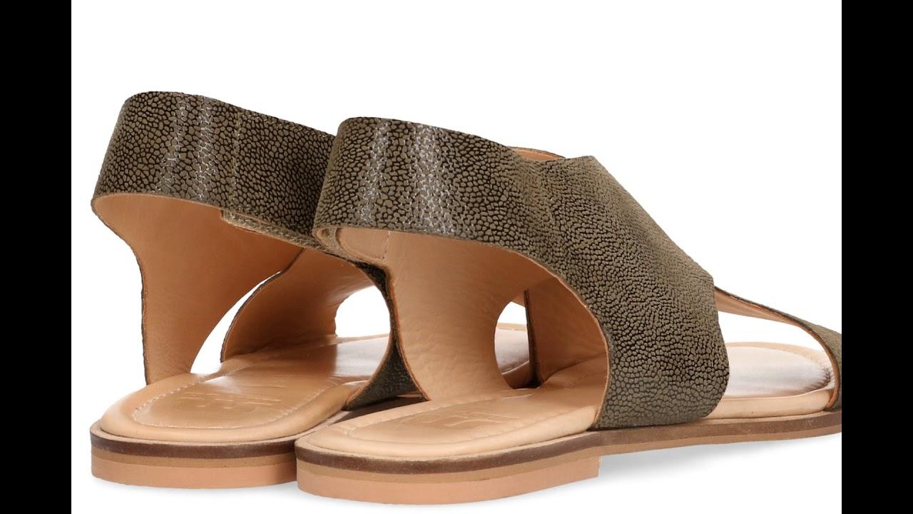 Maruti dames sandalen Vlinder