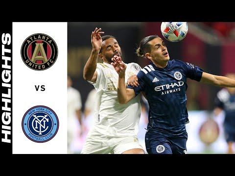 Atlanta United New York City Goals And Highlights