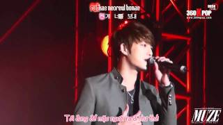 Vietsub   Fancam  Kim Jaejoong - For You Its Separation, To Me Its Waiting {d