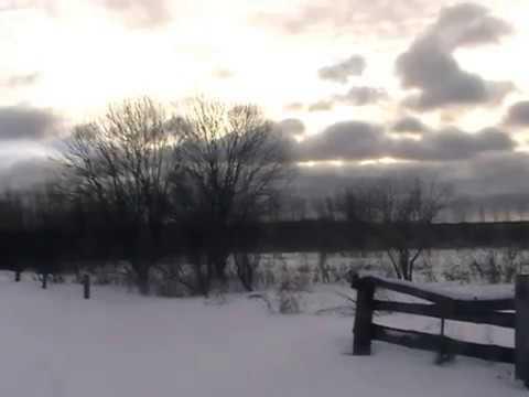 Тучи зимой -солнце спряталось(((