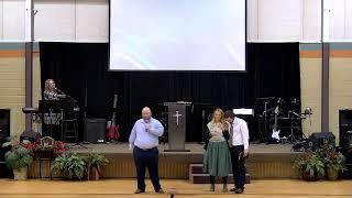 Guest Speaker Coy Adkins 1-3-21